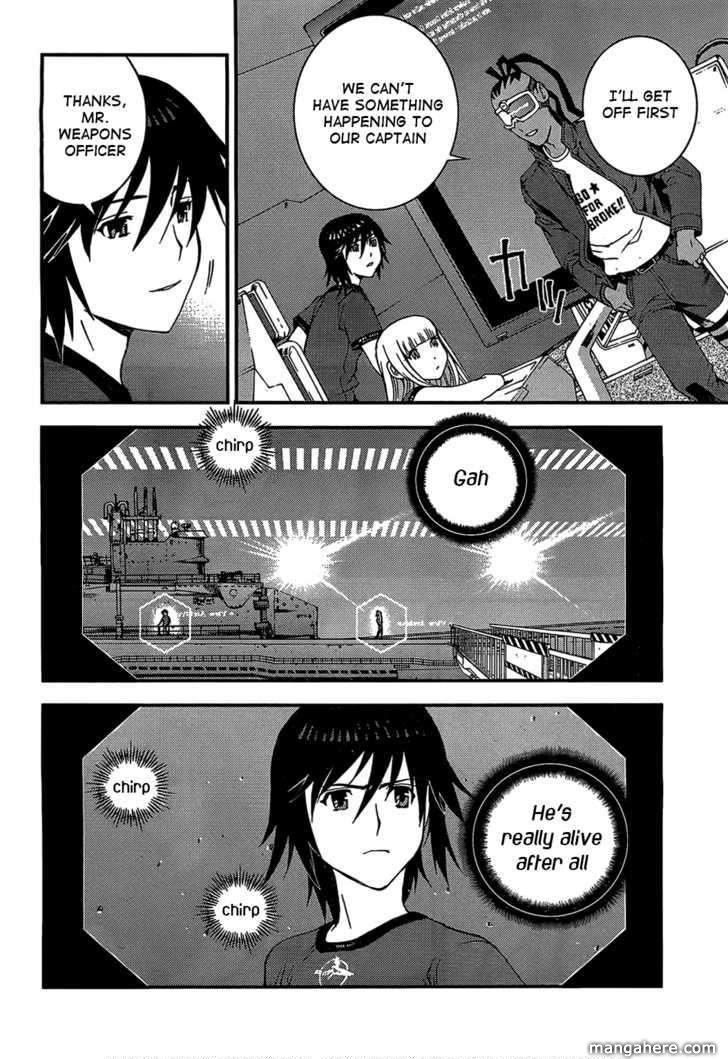 Aoki Hagane No Arpeggio 21 Page 2