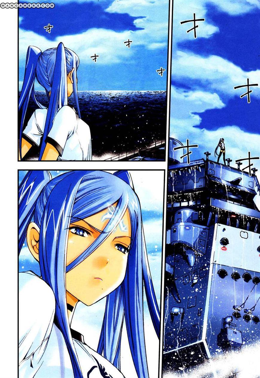 Aoki Hagane No Arpeggio 37 Page 3