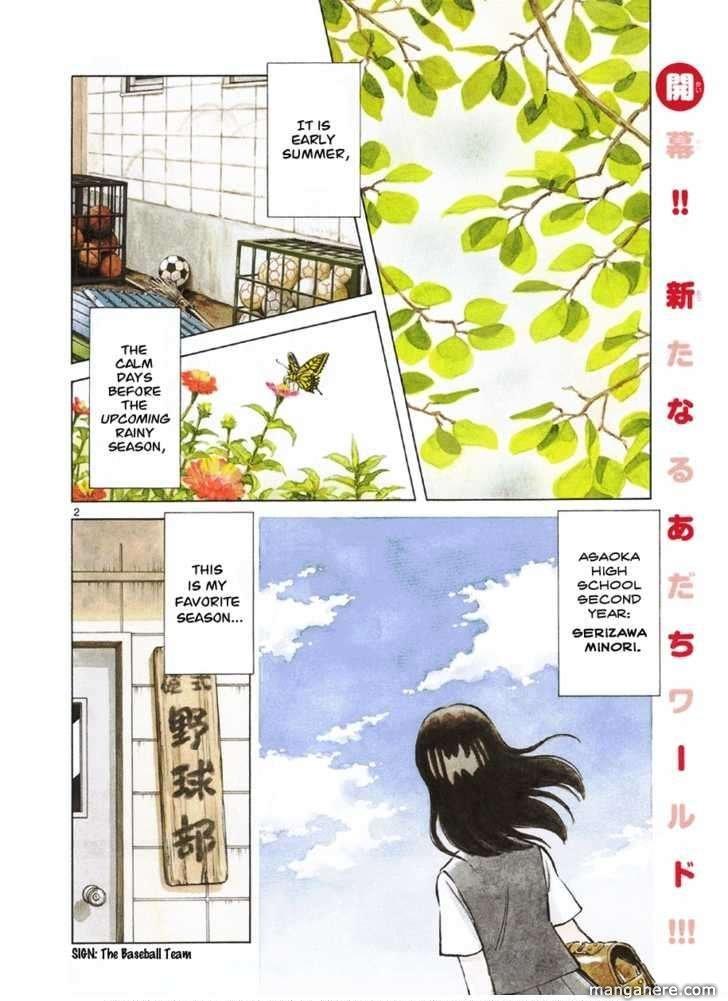 Asaoka Koukou Yakyuubu Nisshi - Over Fence 1 Page 2