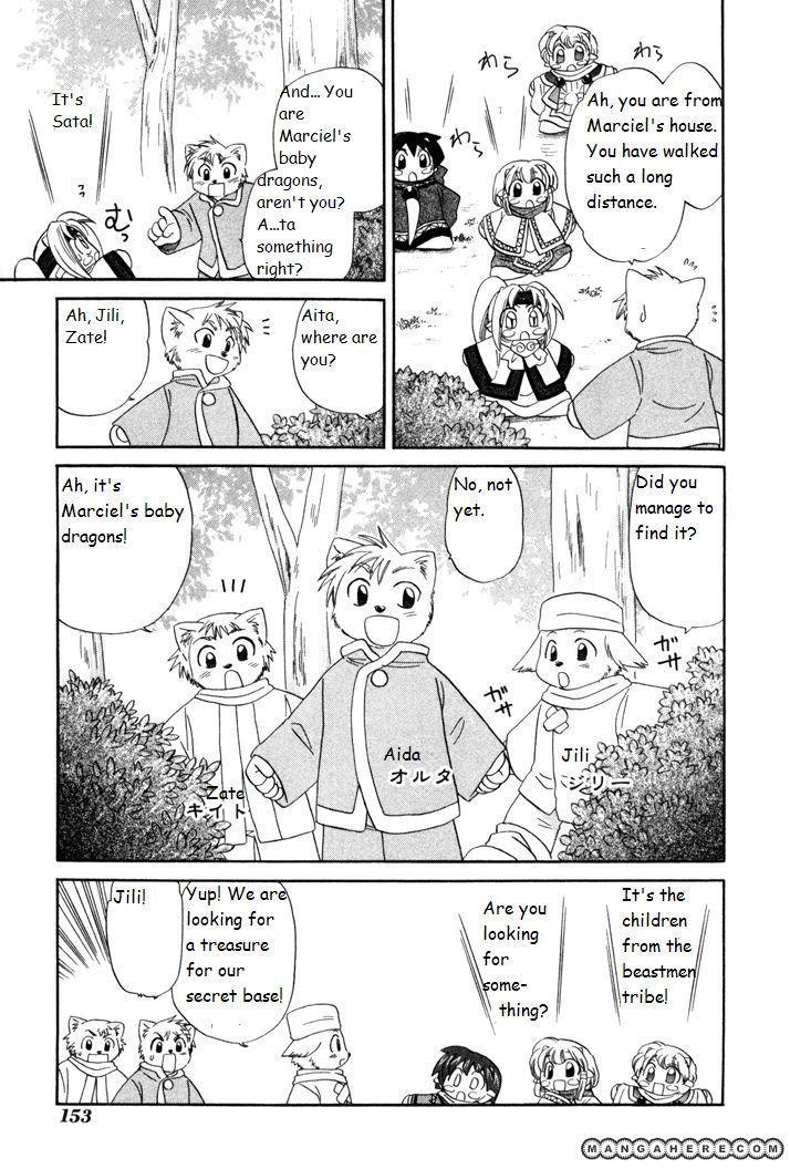 Corseltel No Ryuujitsushi Monogatari 20 Page 3