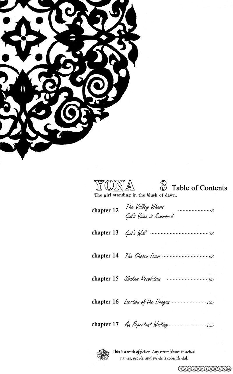 Akatsuki No Yona 12 Page 3