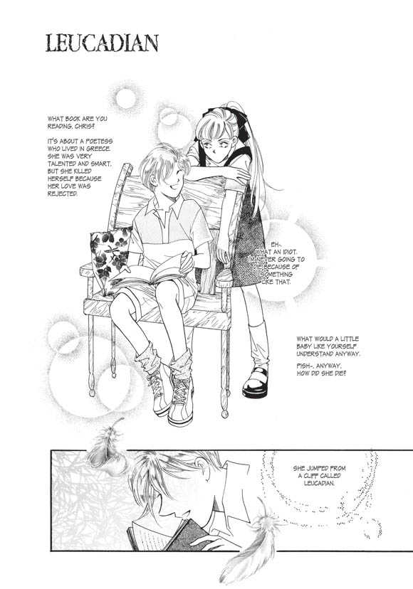 9 Faces of Love 7 Page 1