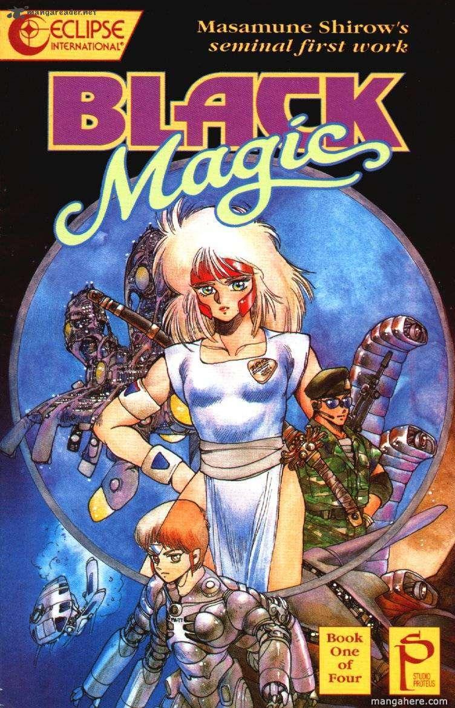Black Magic 1 Page 1