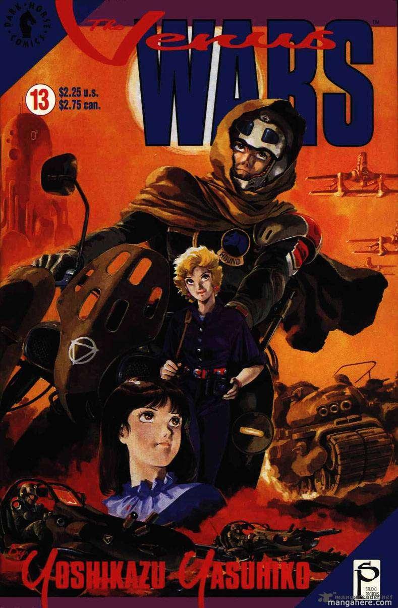 Venus Wars 13 Page 1