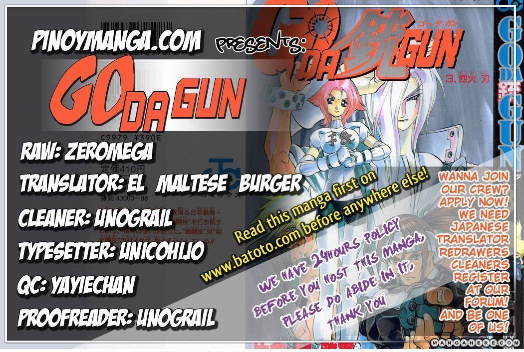 Go Da Gun 10 Page 1