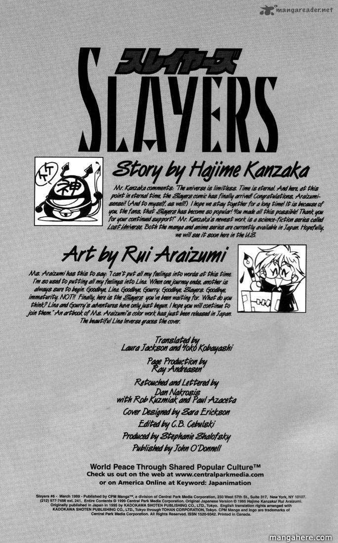 Slayers Medieval Mayhem 6 Page 2