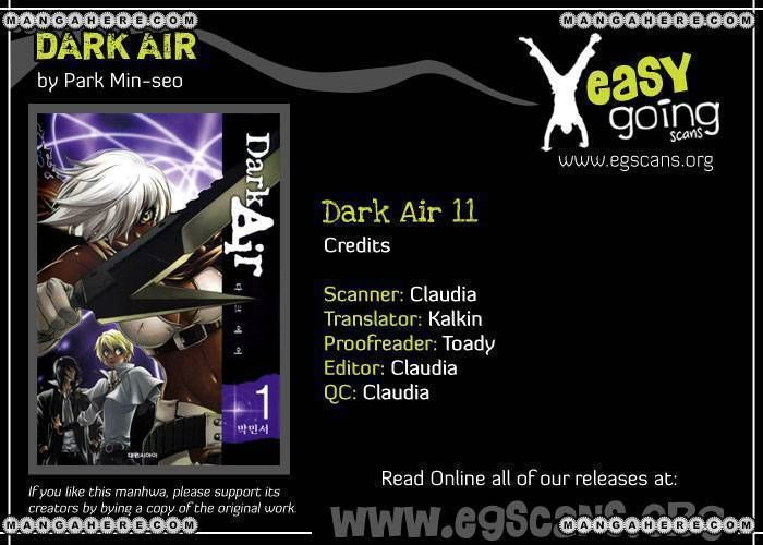 Dark Air 11 Page 1
