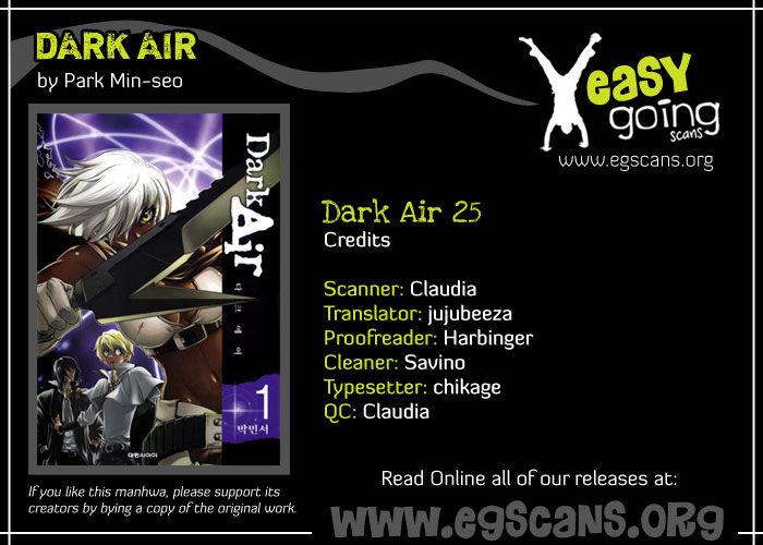 Dark Air 25 Page 1