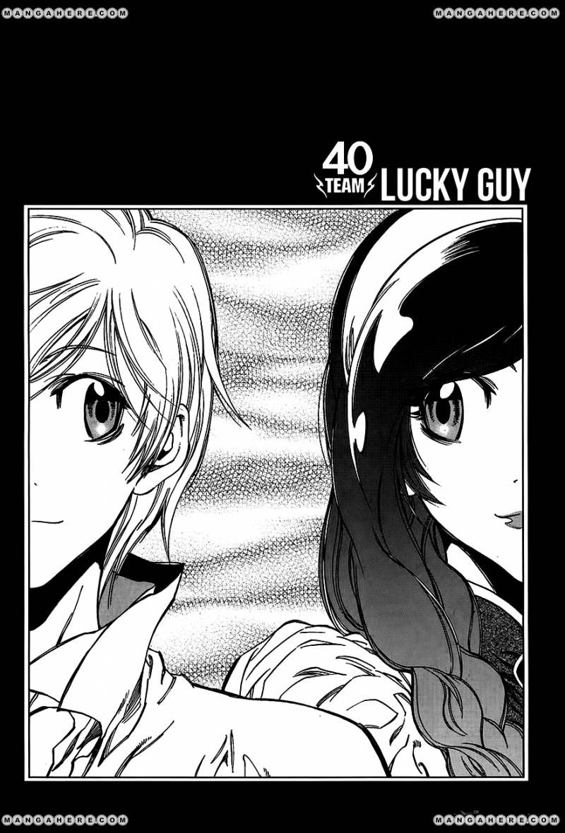 Dark Air 40 Page 1
