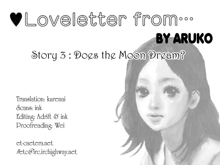 Loveletter from... 3 Page 1