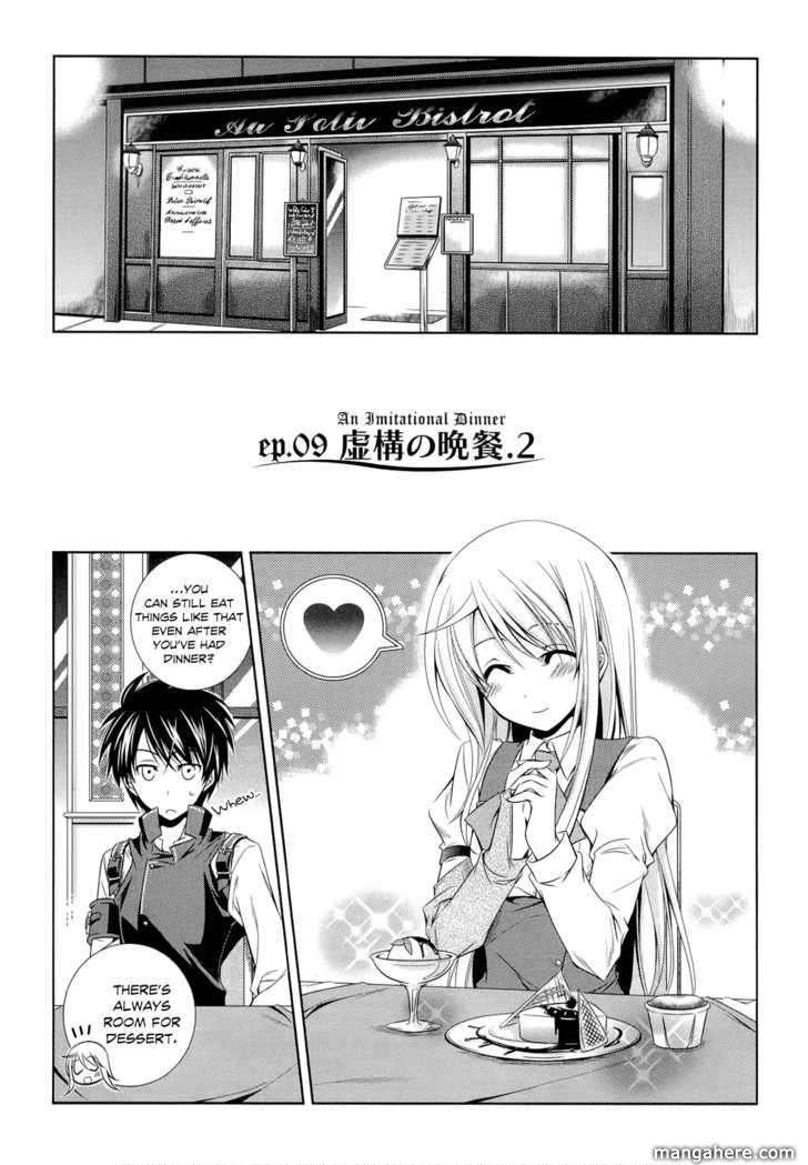 Kikou Shoujo wa Kizutsukanai 9 Page 1