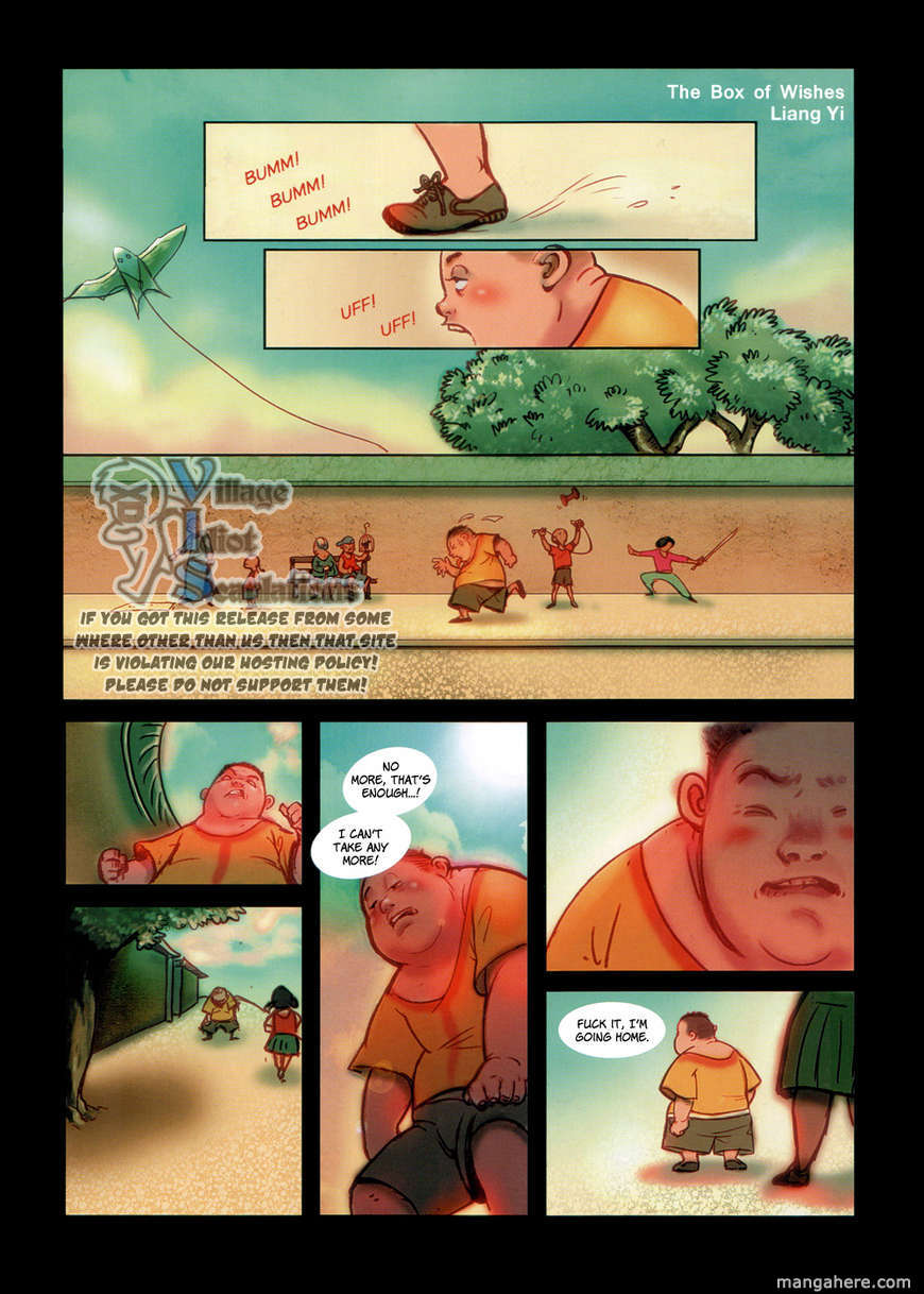 Beijing Chronicles 2 Page 1