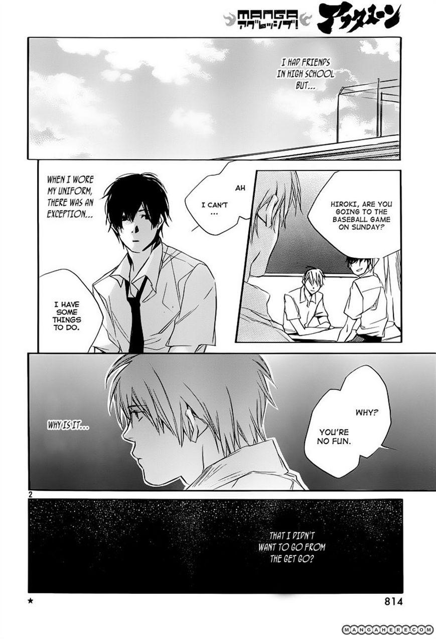 Kumo No Mukou, Yakusoku No Basho 7 Page 2
