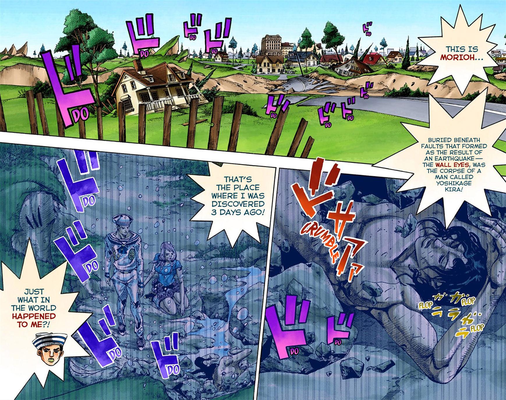 Jojos Bizarre Adventure Part 8 Jojolion 8 Page 2