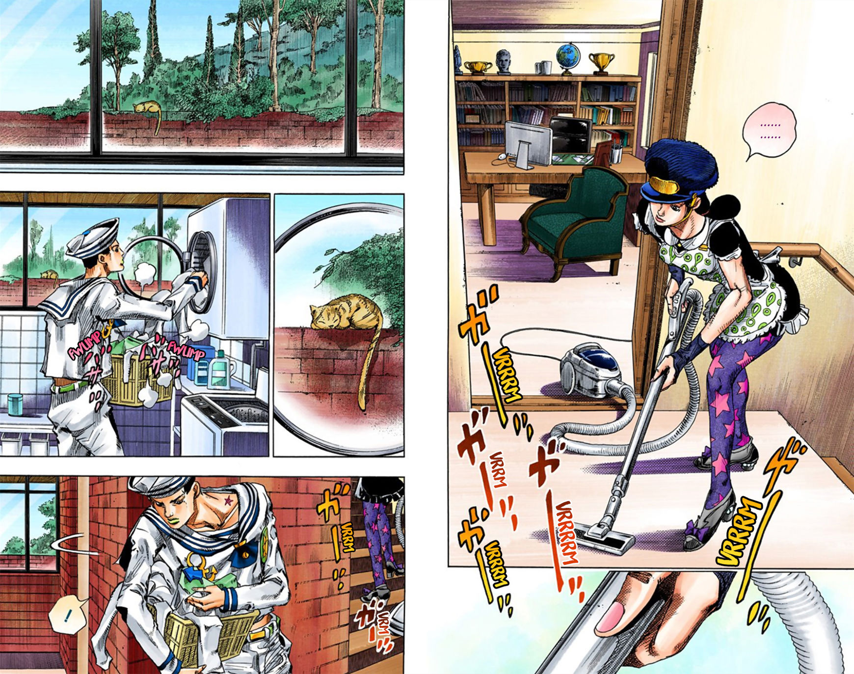 Jojos Bizarre Adventure Part 8 Jojolion 12 Page 2