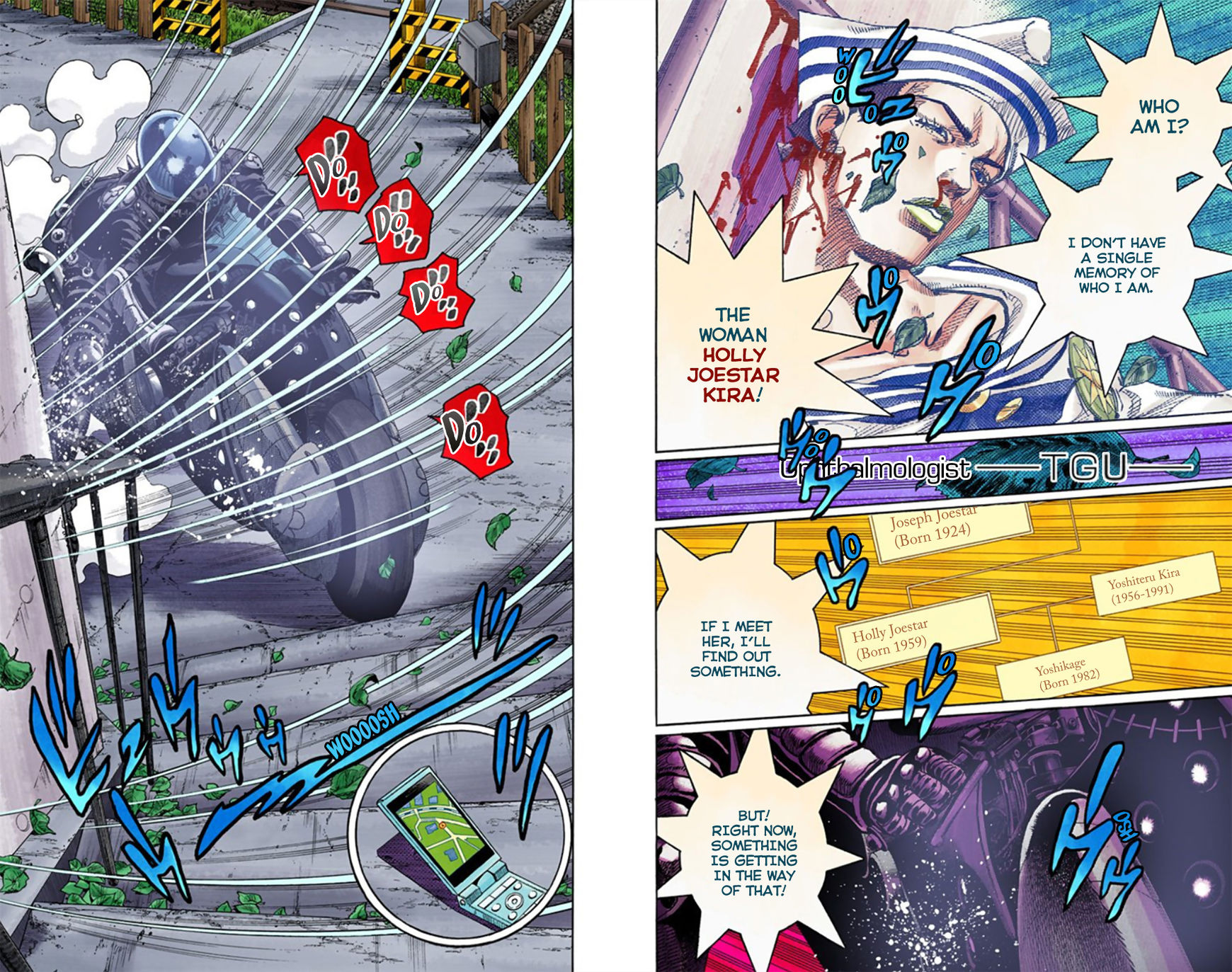 Jojos Bizarre Adventure Part 8 Jojolion 13 Page 2