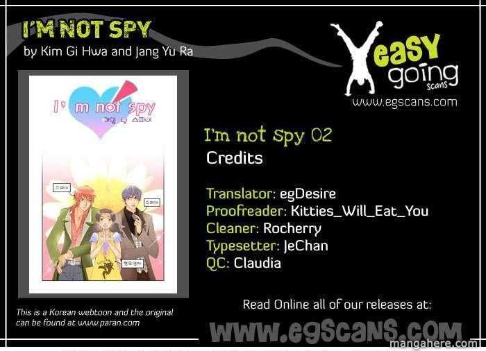 I'm not Spy 2 Page 1