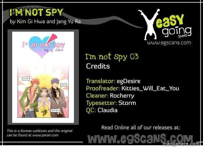 I'm not Spy 3 Page 1