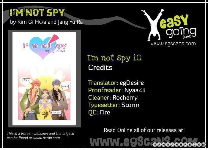I'm not Spy 10 Page 1
