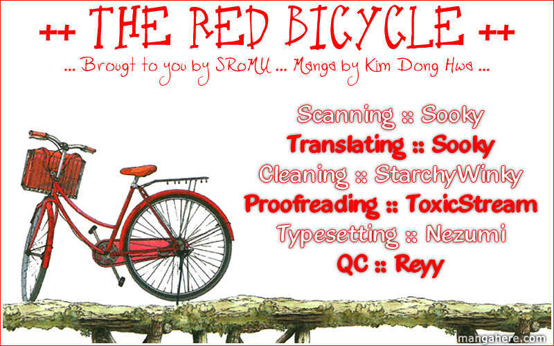 The Red Bicycle 1 Page 1