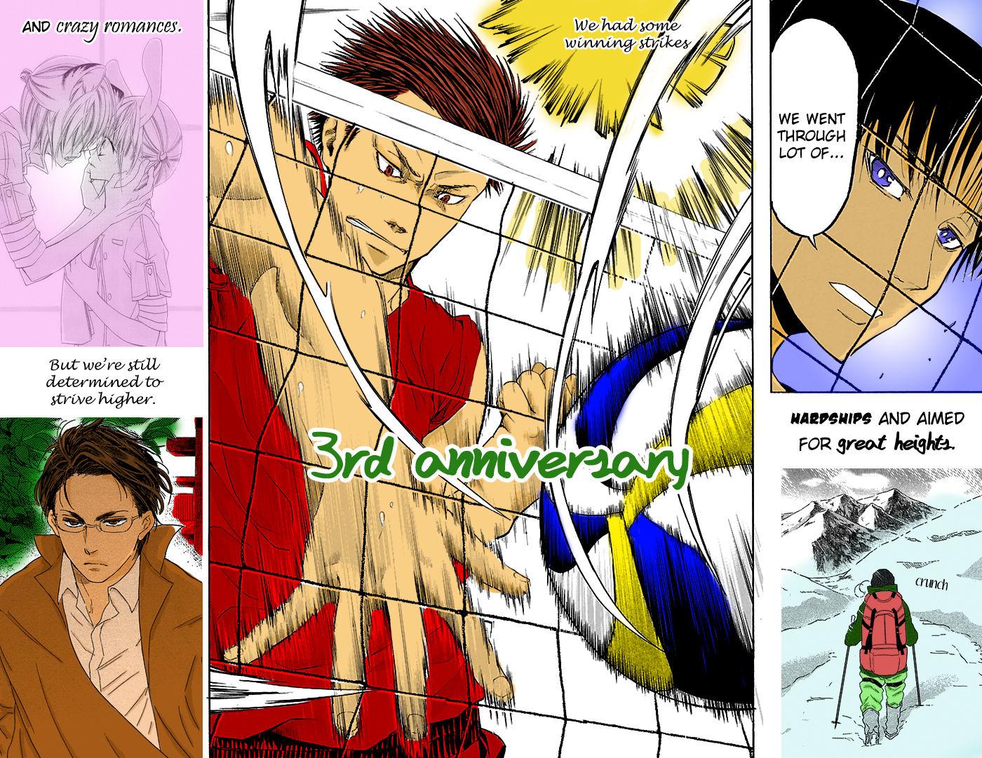 Monokuro Shounen Shoujo 15 Page 2