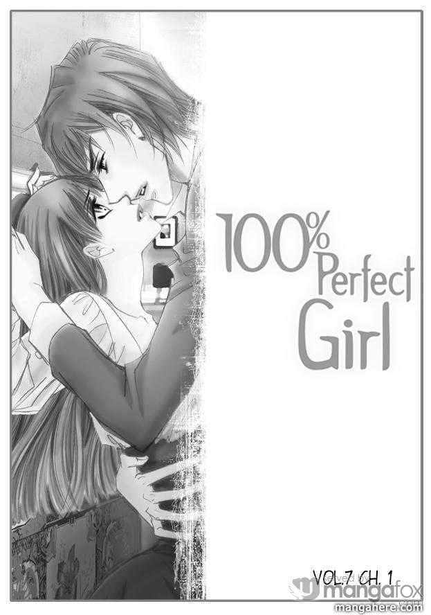 100% Perfect Girl 44 Page 1