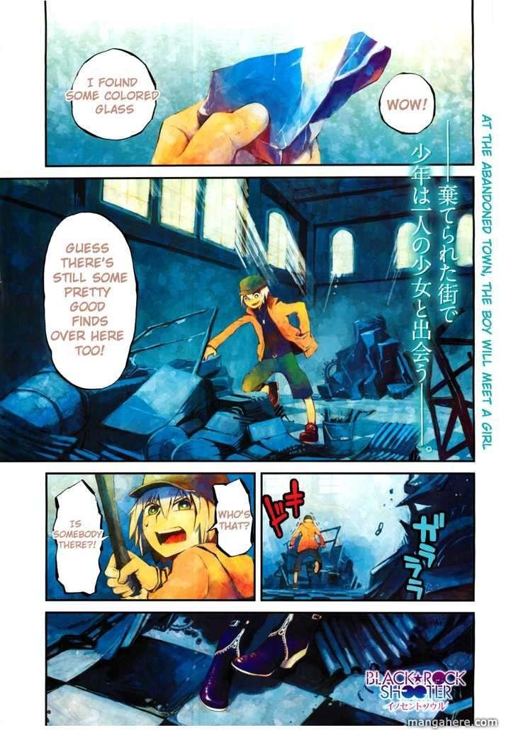 Black Rock Shooter - Innocent Soul 1 Page 2