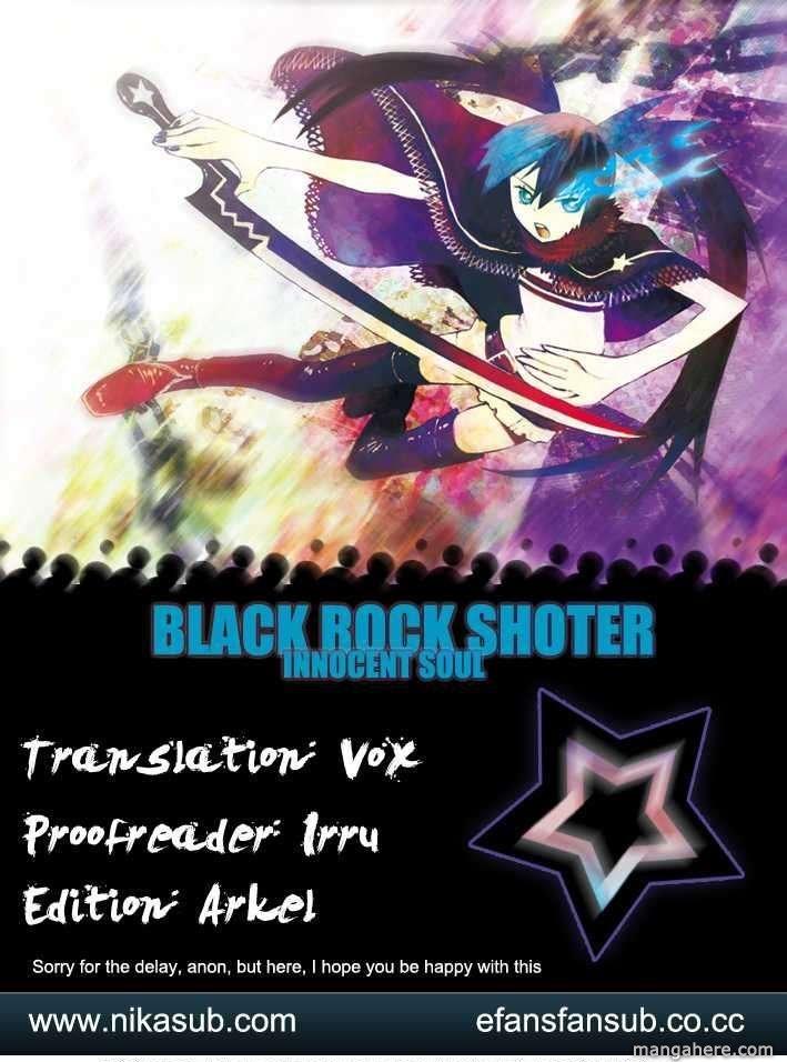 Black Rock Shooter - Innocent Soul 2 Page 1