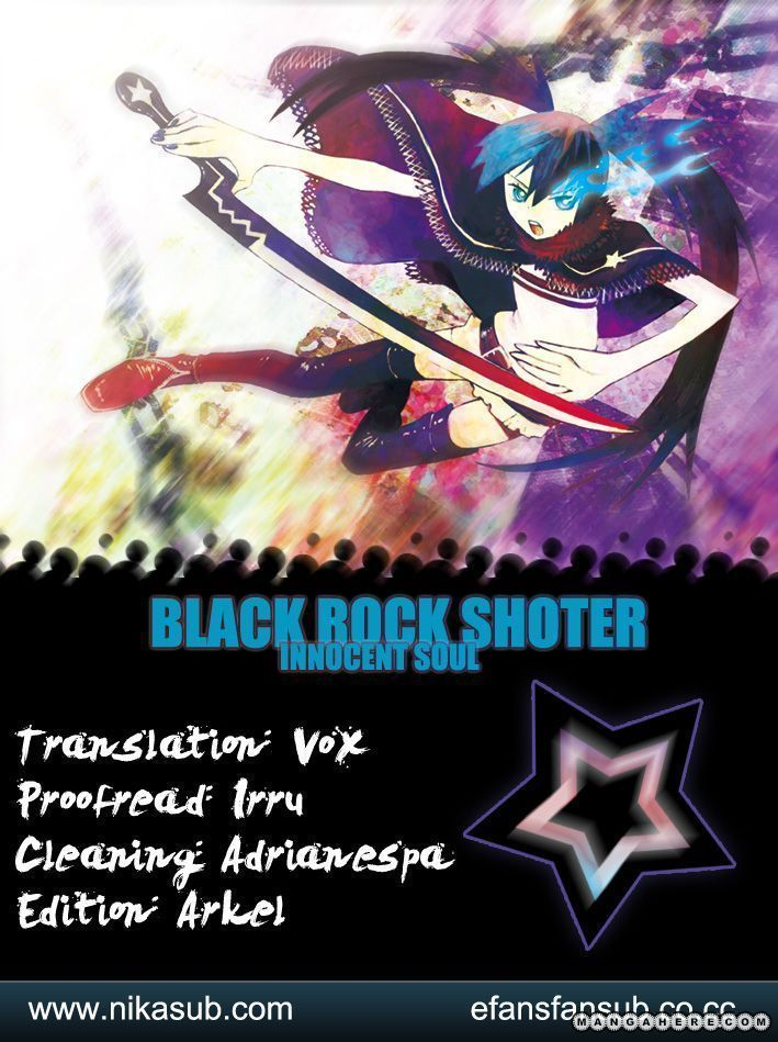 Black Rock Shooter - Innocent Soul 3 Page 1