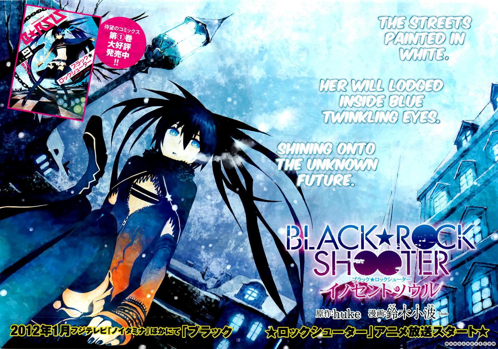 Black Rock Shooter - Innocent Soul 6 Page 3