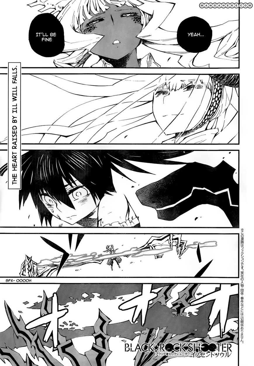 Black Rock Shooter - Innocent Soul 11 Page 2