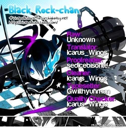 Black Rock-Chan 2 Page 1