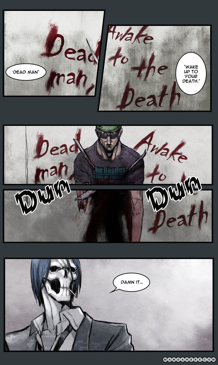 Wake Up Deadman 8 Page 2