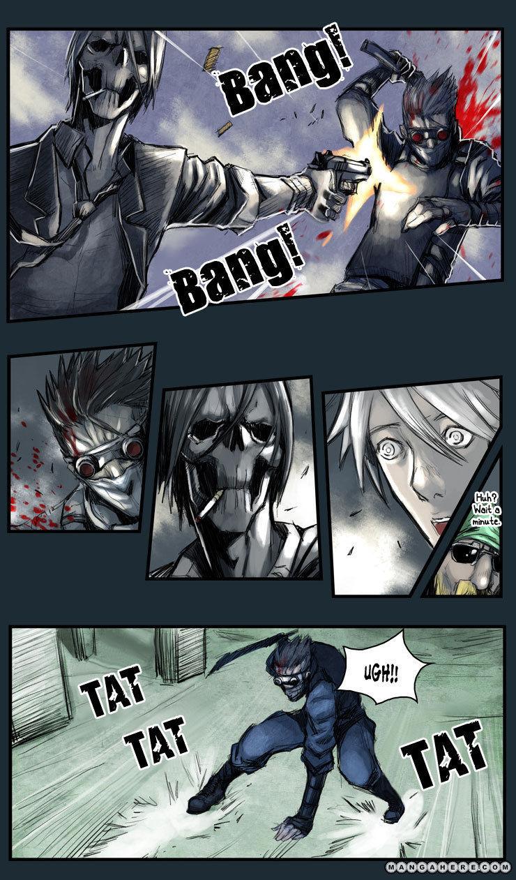 Wake Up Deadman 10 Page 3