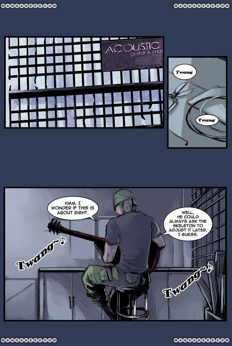 Wake Up Deadman 12 Page 2