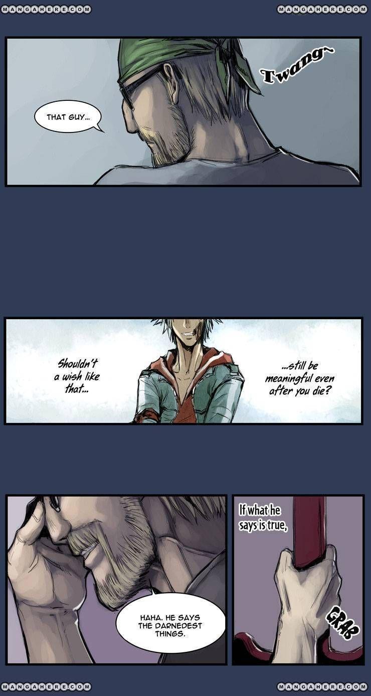 Wake Up Deadman 12 Page 3