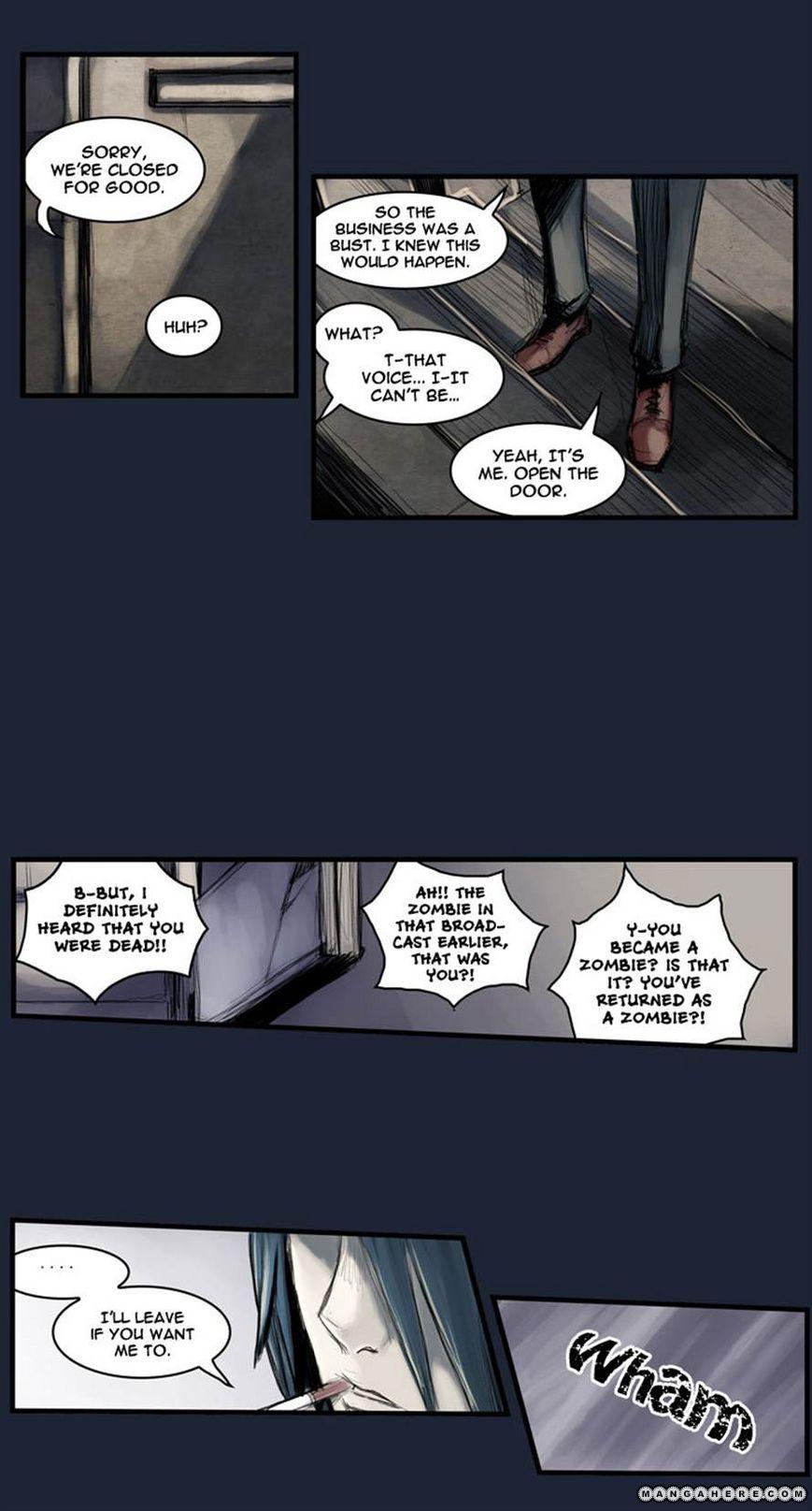 Wake Up Deadman 14 Page 3