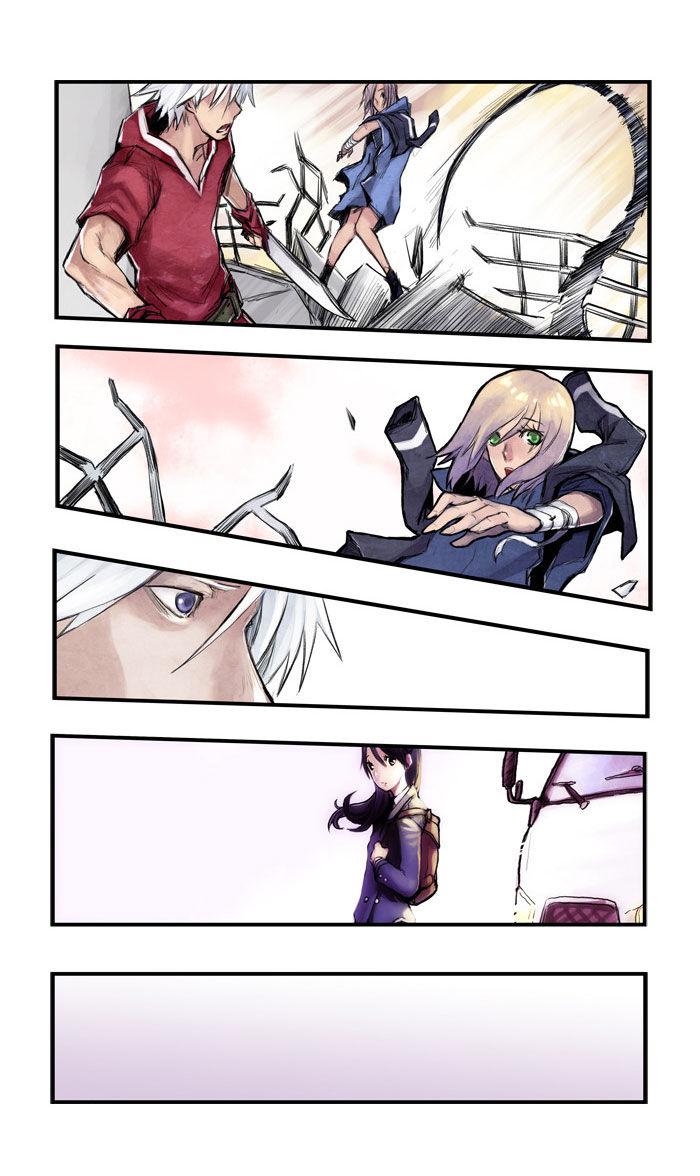 Wake Up Deadman 18 Page 2