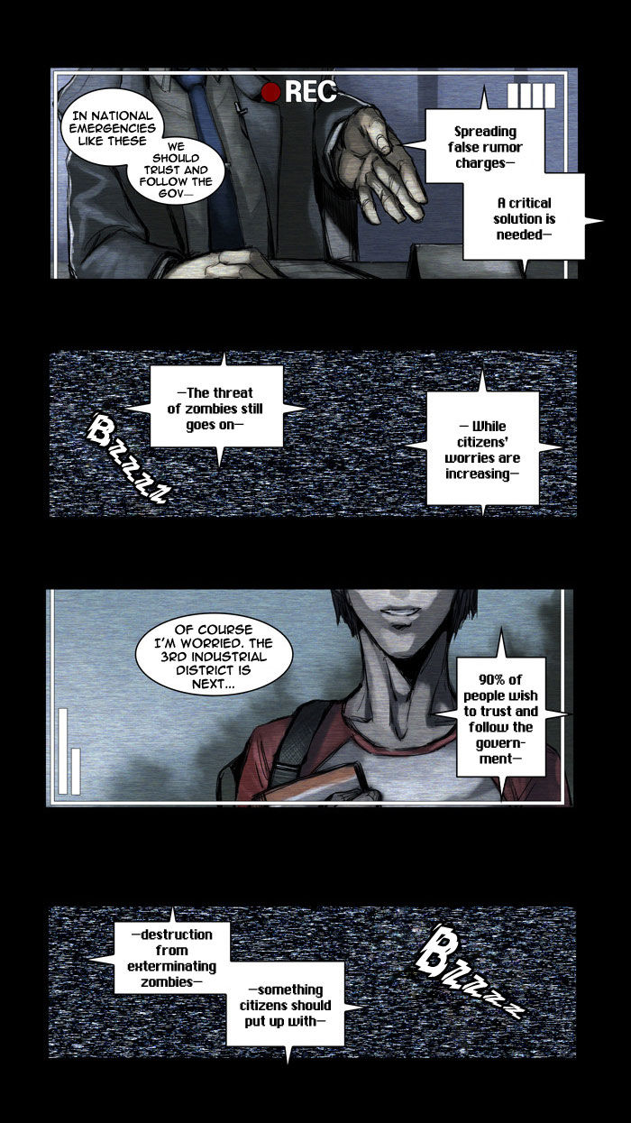 Wake Up Deadman 28 Page 4
