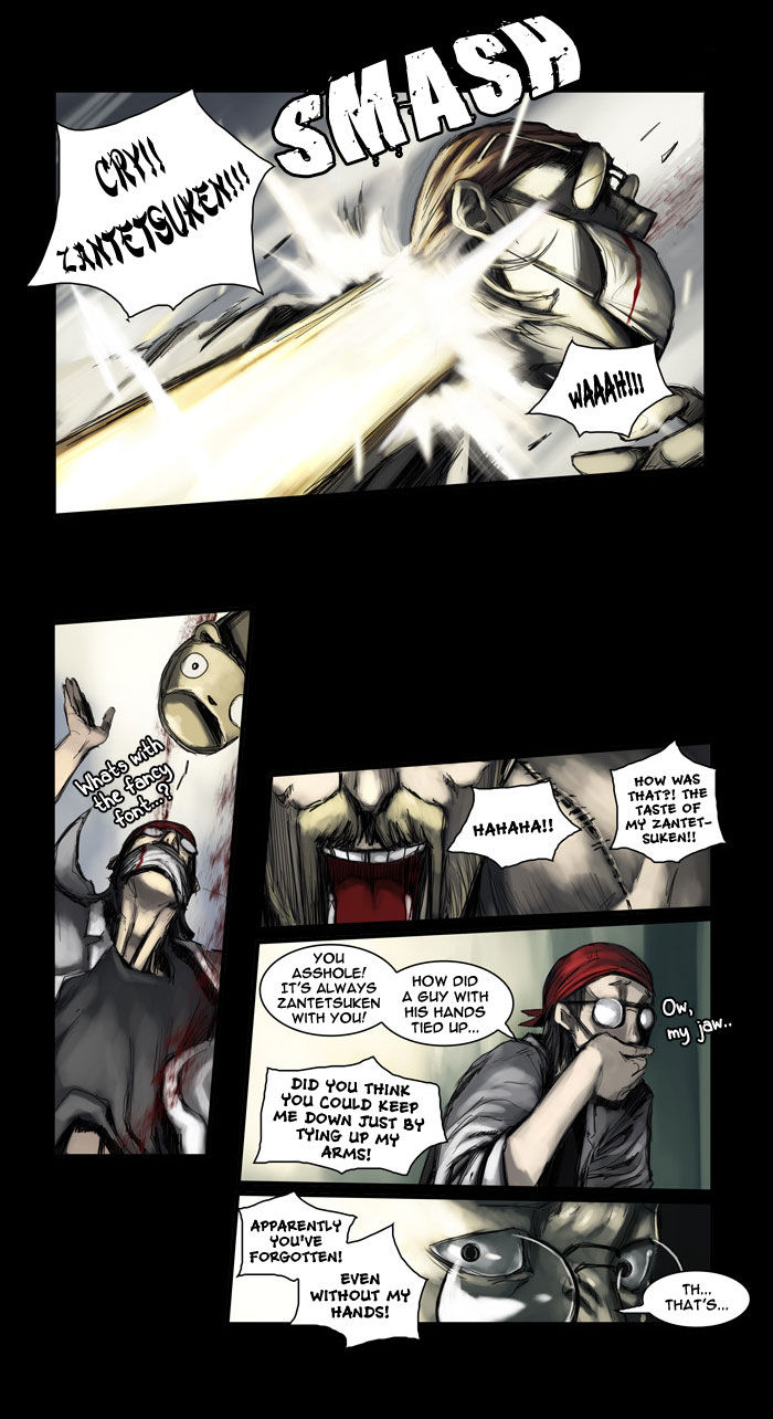 Wake Up Deadman 32 Page 4