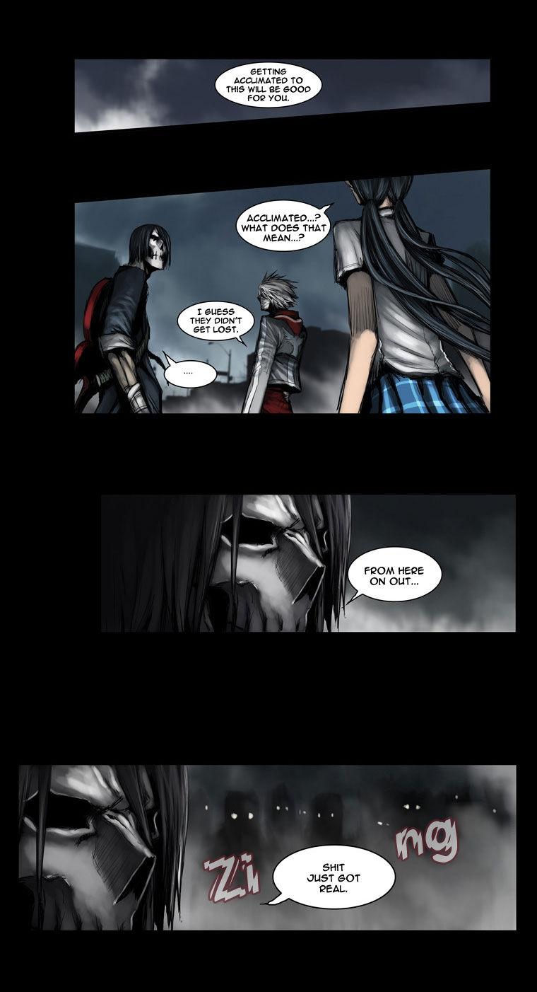 Wake Up Deadman 36 Page 2