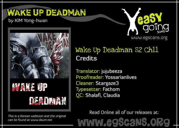 Wake Up Deadman 39 Page 1