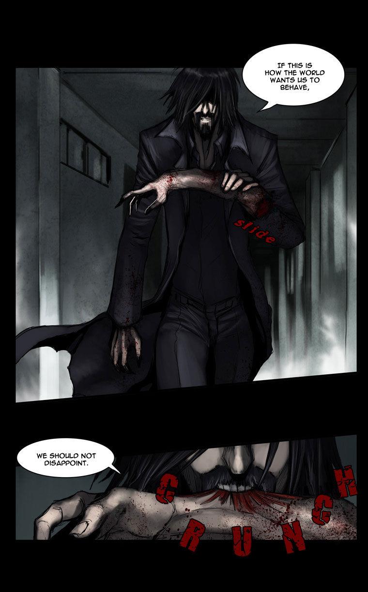 Wake Up Deadman 42 Page 3