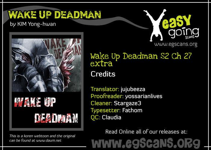 Wake Up Deadman 56 Page 1