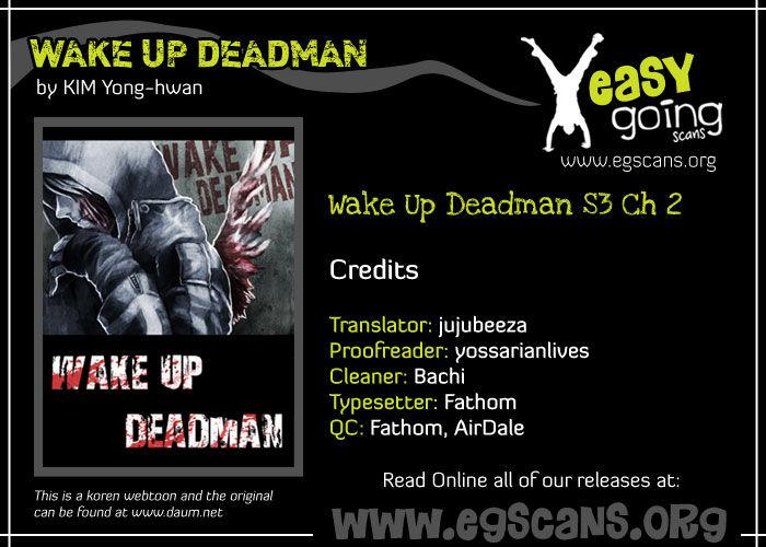 Wake Up Deadman 59 Page 1