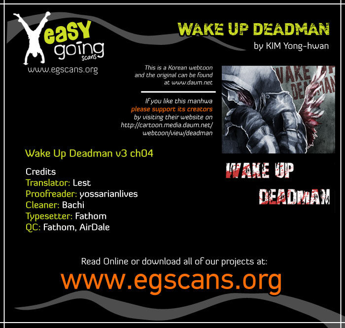 Wake Up Deadman 61 Page 1