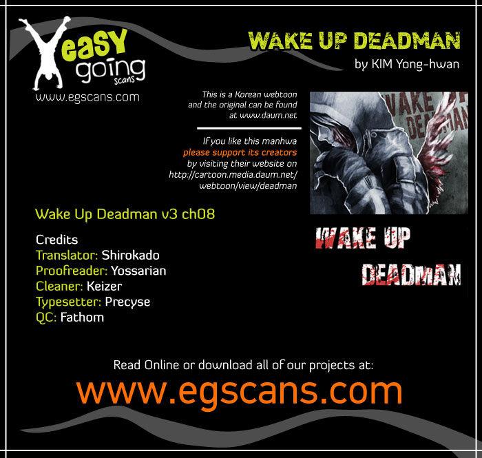 Wake Up Deadman 65 Page 1