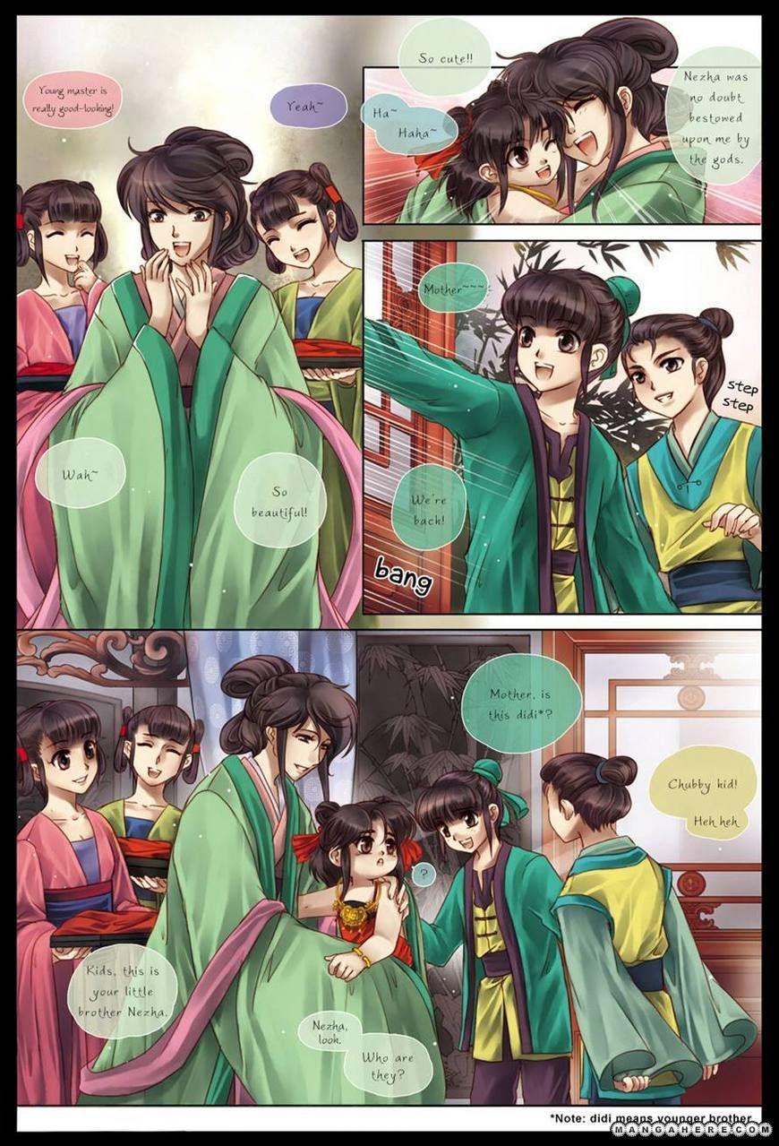 Tale Of Nezha 2 Page 3
