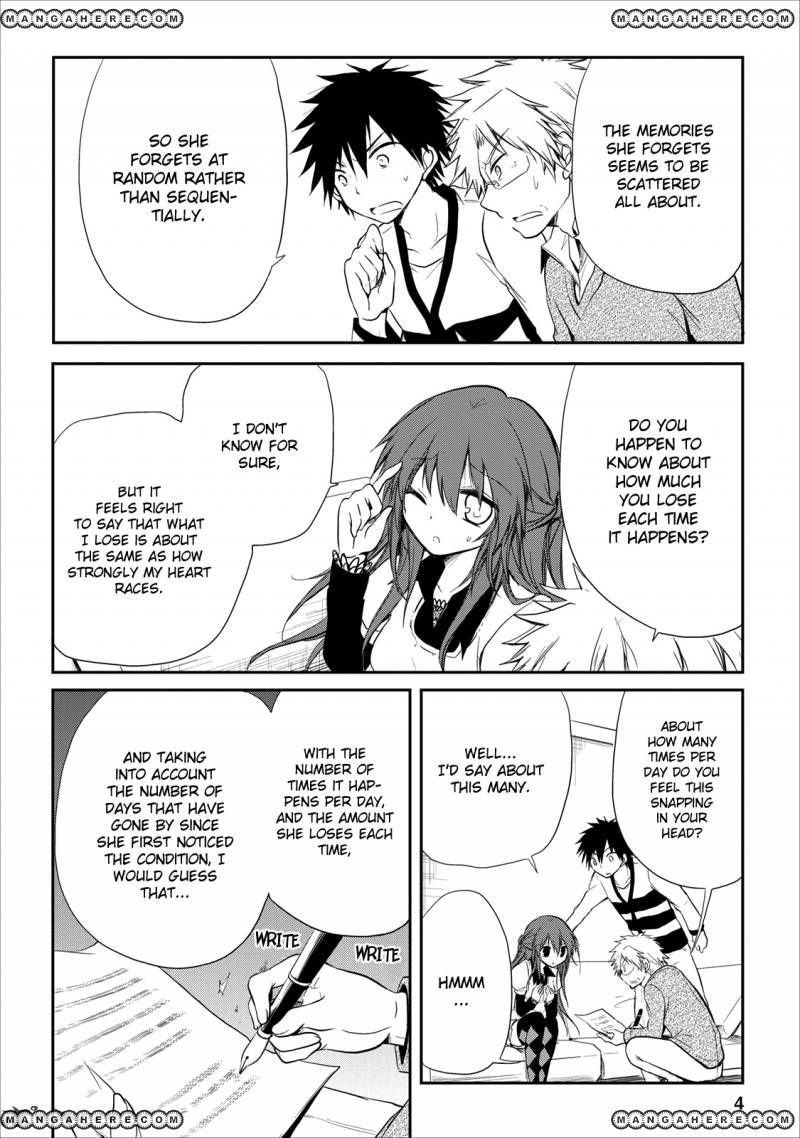 Seishun For-Get! 16 Page 4