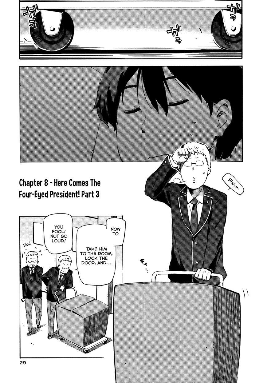 Saito-kun wa Chounouryokusha Rashii 8 Page 2